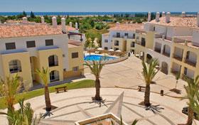 O pomar apartments communcal area